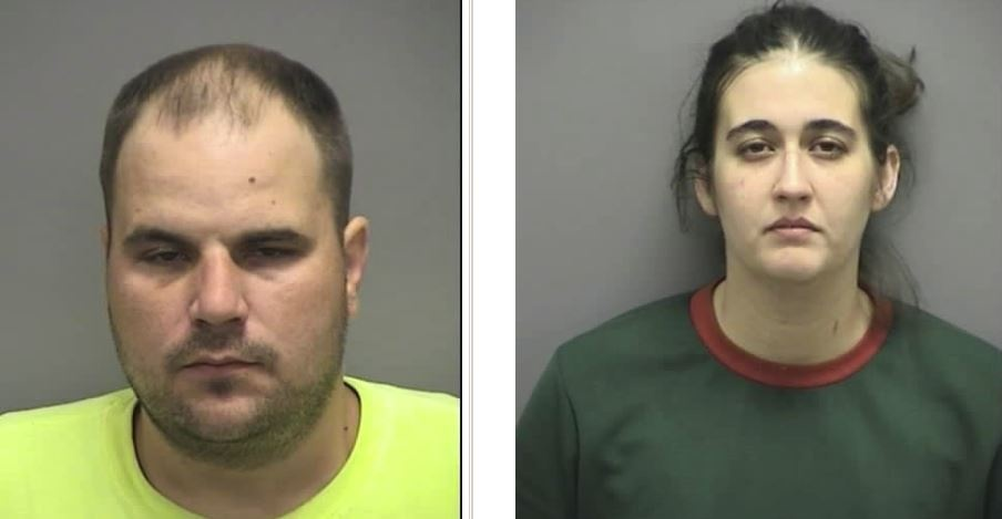 Police: Couple used 12-year-old to move heroin