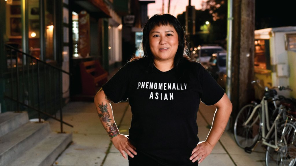 Jamie Hoang gets a fresh start with food truck venture