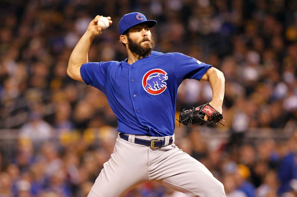 Arrieta prepares for opener with 5 innings, Cubs beat A's