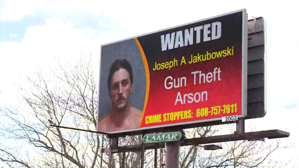 Schools take precautions as Jakubowski manhunt continues
