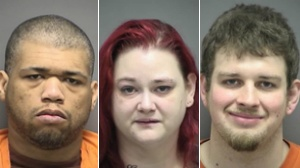 3 arrested in connection to sale, distribution of heroin
