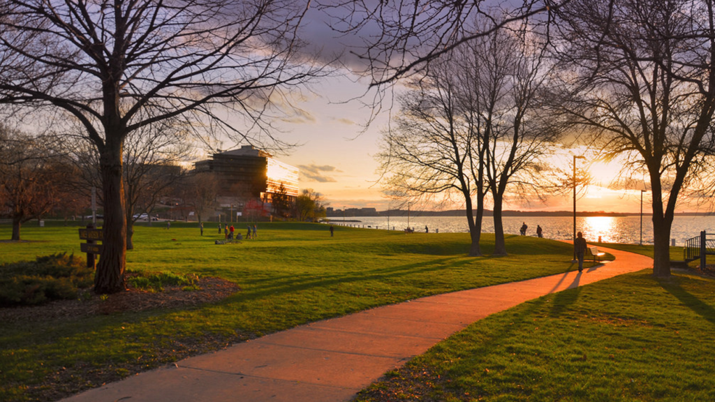 City of Madison looking for input on James Madison Park improvements