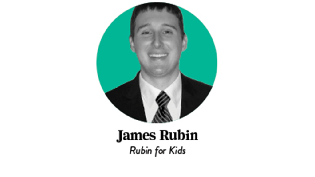 The M List 2016: James Rubin
