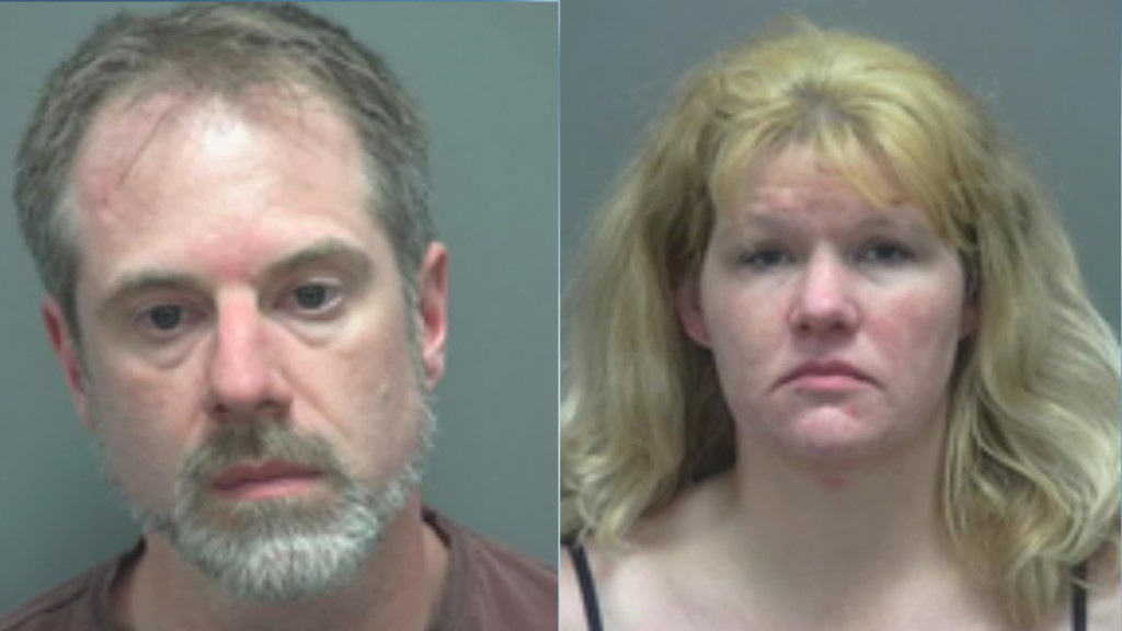 2 arrested on drug, maintaining drug dwelling charges, police say
