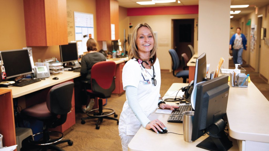 Top Nurse: Jamie Breininger translates experience to exceptional care