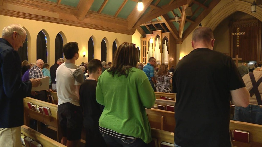 'Sigh of relief' for churches after police capture Jakubowski