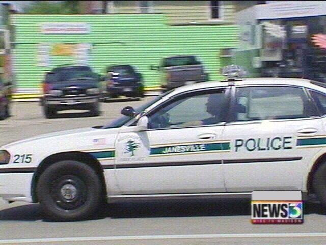 Janesville convenience store robbed