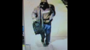 Police looking for early-morning pharmacy robber