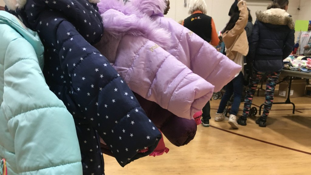 Salvation Army gets more donations to make coat drive successful