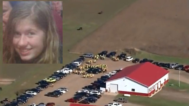 LIVE: Volunteers in Barron County searching for clues in the Jayme Closs case Tuesday