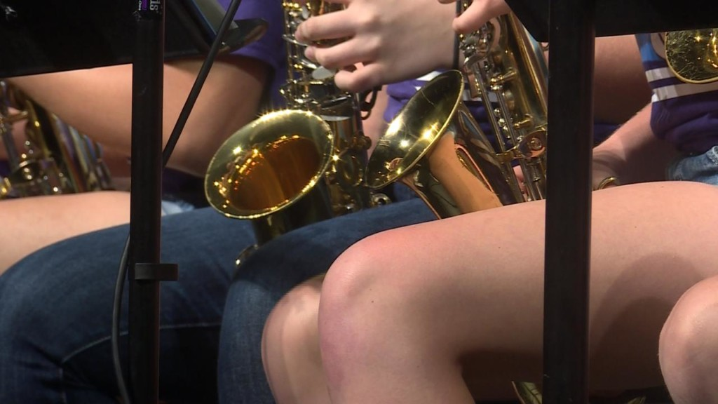 Beloit students tune up musical skills at first-ever jazz camp