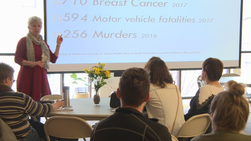 Simple training teaches bystanders to proactively prevent suicide