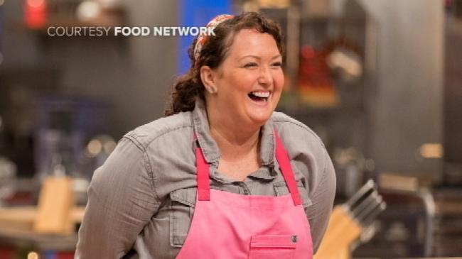 Local baker wins Food Network championship