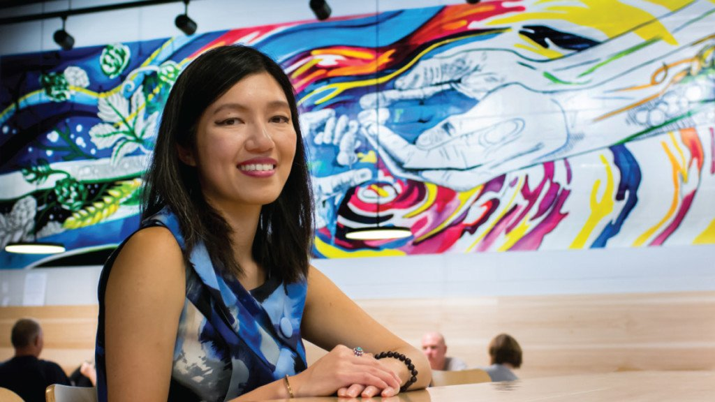 Artist Jenie Gao connects the political with the personal