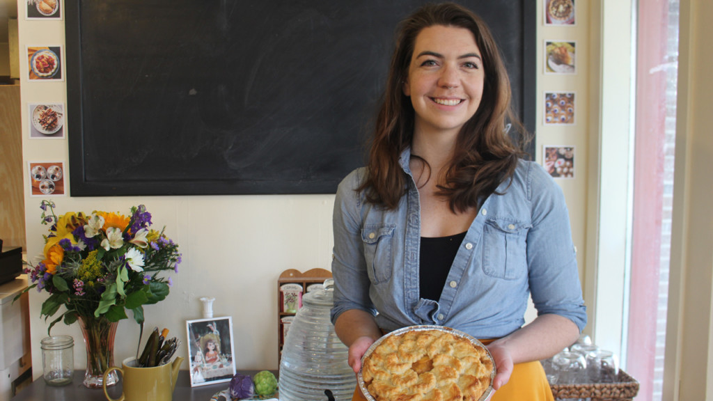 East Johnson Street gets sweeter as local pie shop reopens