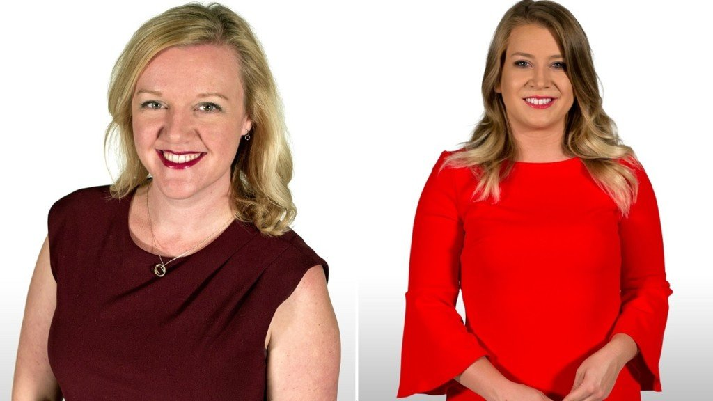 Jessica Arp to leave News 3 Now, new political reporter named