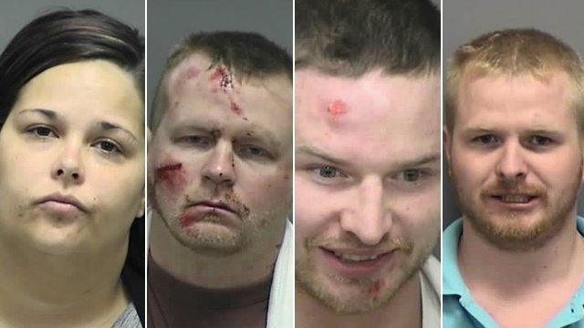 4 arrested following large fight outside Janesville bar