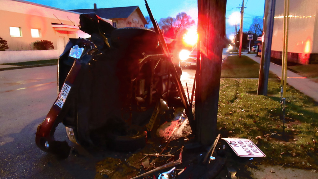 Two crashes result in OWI arrests, off-duty officer nearly hit during one, Brodhead police say