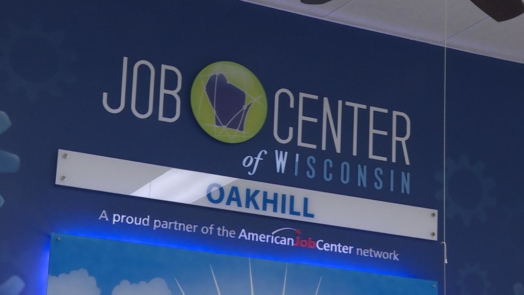 'Everybody deserves an opportunity': Job center opens inside state prison