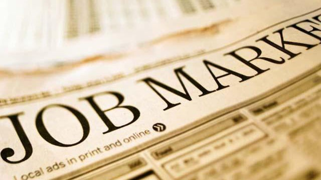 State unemployment lowest since February 2000