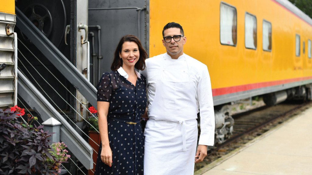 Madison has gained a culinary power couple