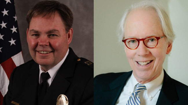 Balles, Burke examples of the good in policing