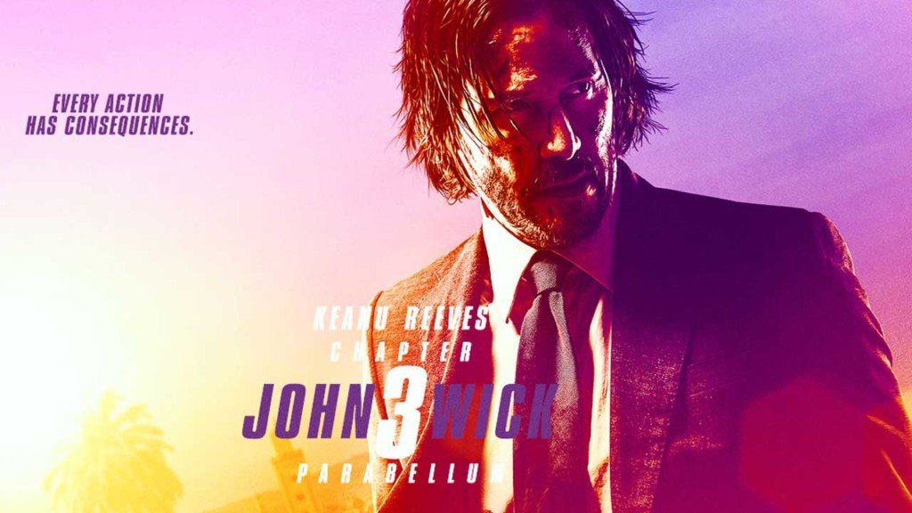 This John Wick is not a hitman