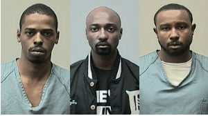 Police: Men charged with stealing $14,000 worth of iPhones