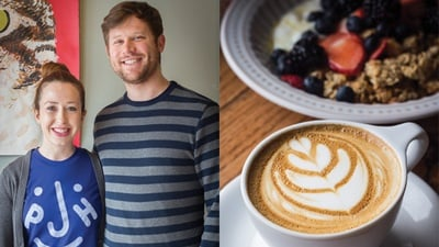 Coffee, sandwiches stand out at Johnson Public House