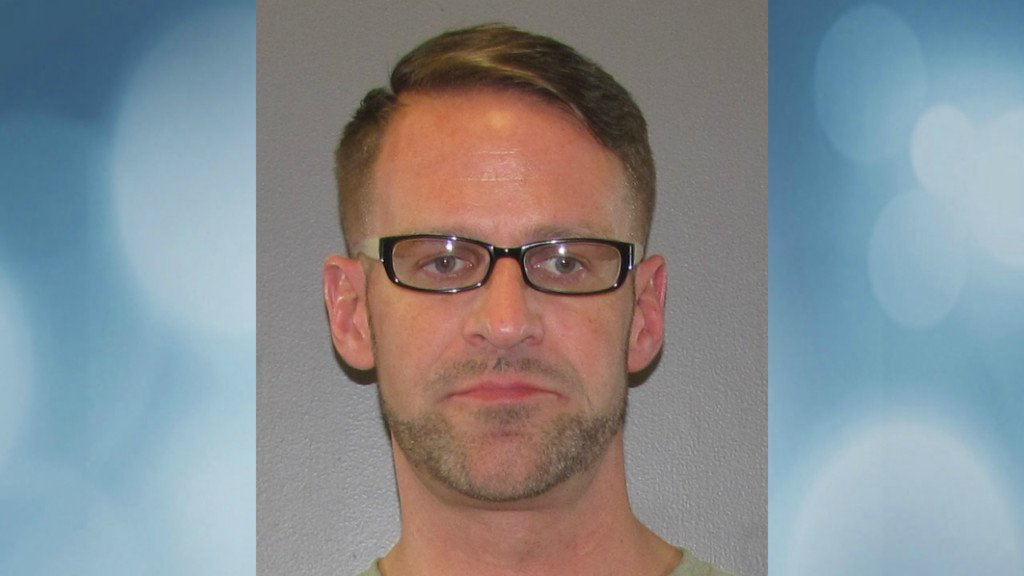 Driver almost hits curb, faces 4th OWI, police say