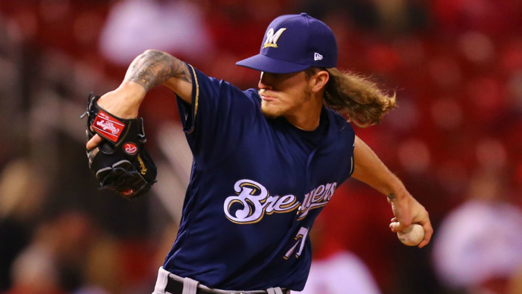 Brewers on Josh Hader's tweets: 'His comments are inexcusable'