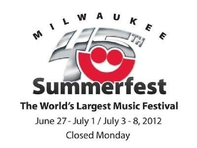 Summerfest attendance down this year
