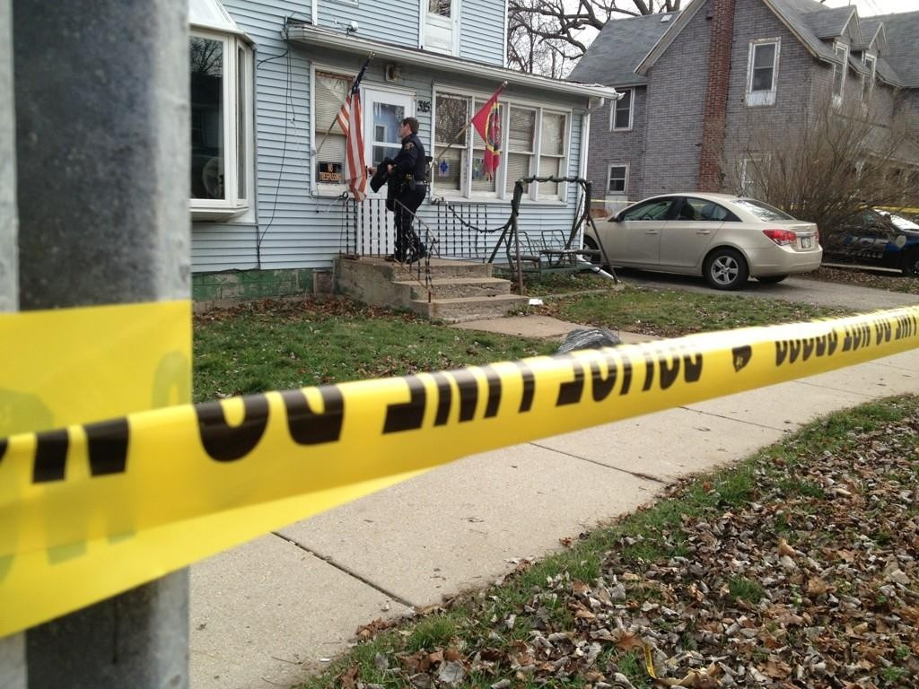 Janesville police find woman dead inside home Saturday