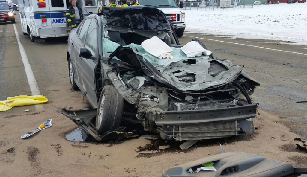 Kaitlyn's story: The dangers of distracted driving