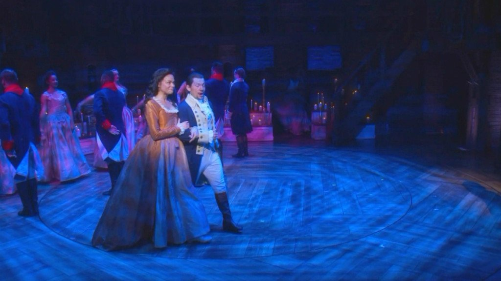 A tale of many cities: 'Hamilton' star calls Madison home