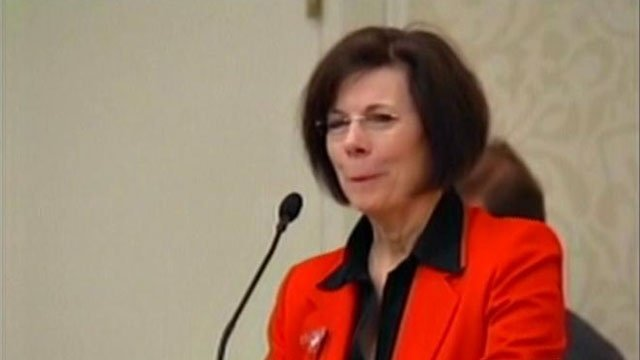 Kathleen Falk appointed HHS regional director