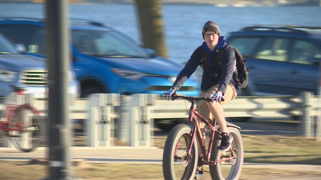 City officials say 80 to 100 bike vs. car crashes happen annually
