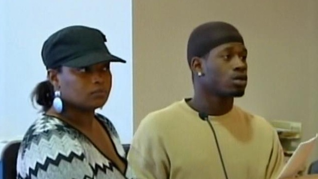Parents accused of abusing teens appear in court