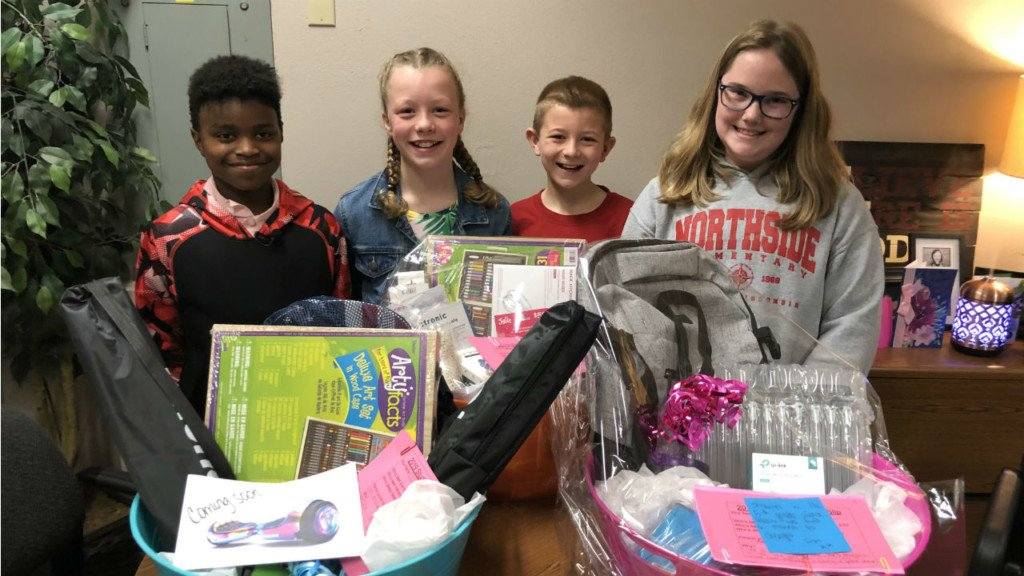 Monroe 5th grade student starts kindness club to make people smile