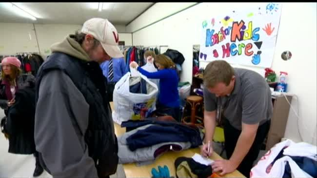 Biggest year yet for Koats for Kids, nearly 4,500 coats collected