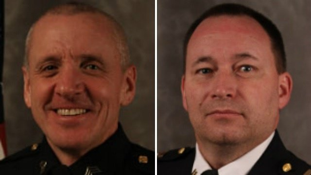 2 officers finalists for Madison police chief