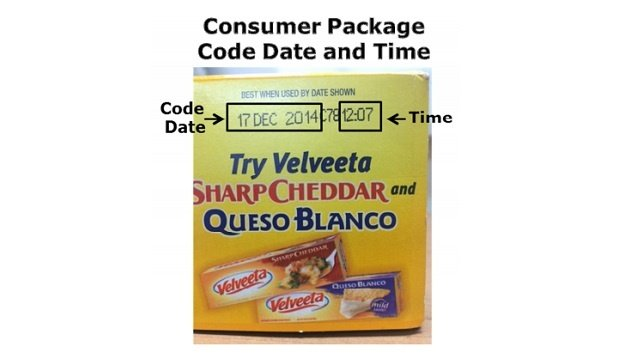 Recalled Velveeta possibly shipped to Wis., 11 other states