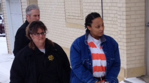 Woman accused of kidnapping Beloit newborn appears in court