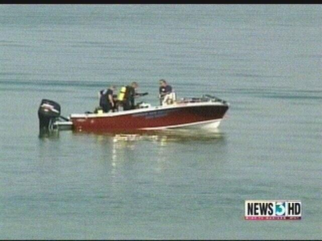 Searchers find body of man in Lake Namakagon