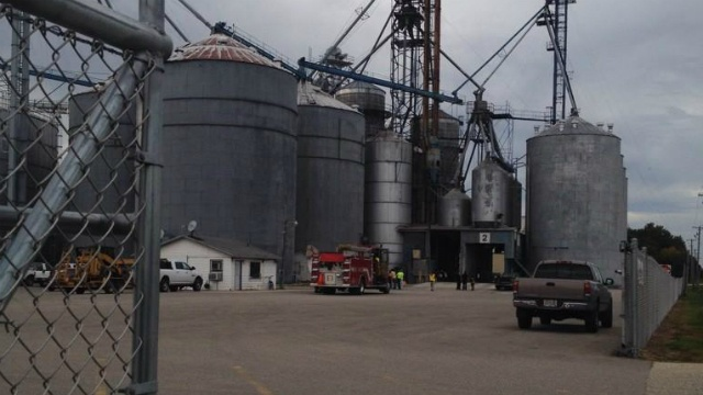 Employee injured in grain elevator explosion, officials say