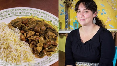 Layla's Persian Food serves simple, savory fare