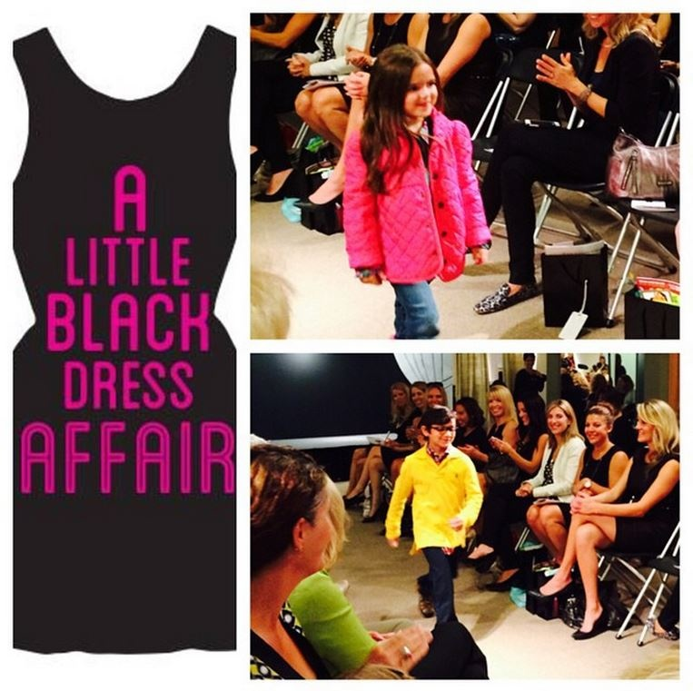 BLOG:  Hilldale's Little Black Dress Affair