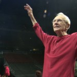 'One of those moments I'll remember': UW Band Director Mike Leckrone takes his final bow