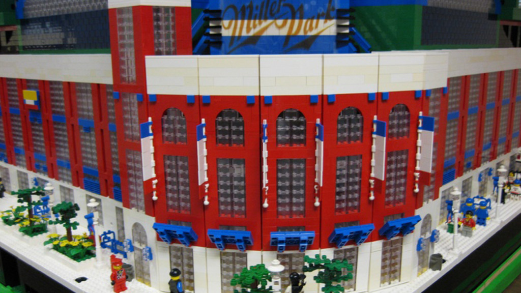 LEGO Miller Park coming to Madison