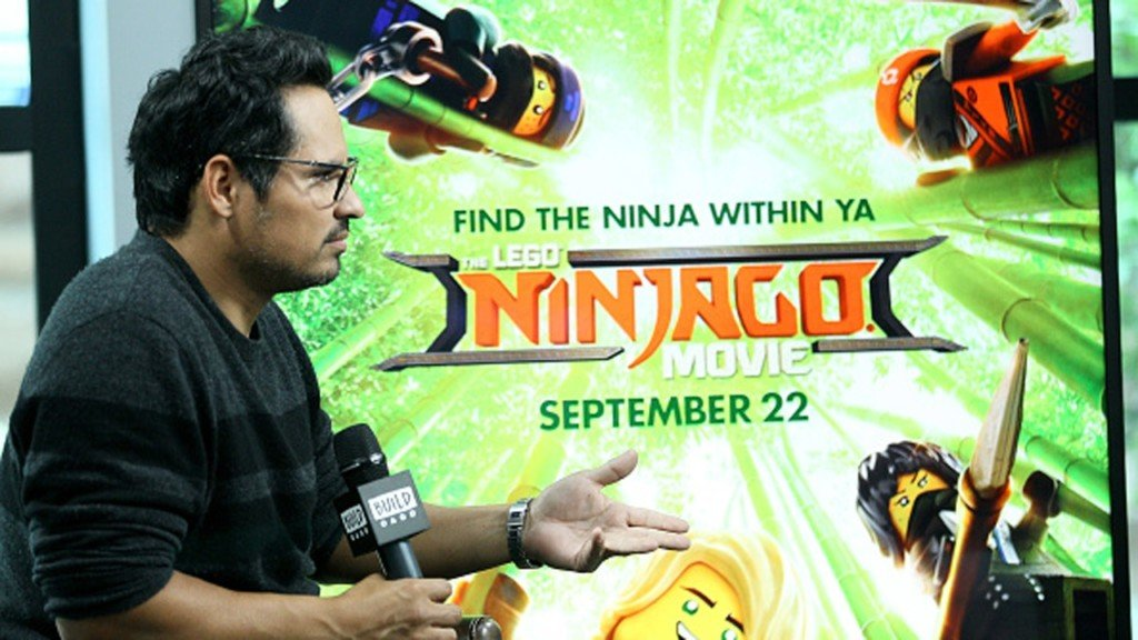 Review: 'Lego Ninjago' movie short a few bricks